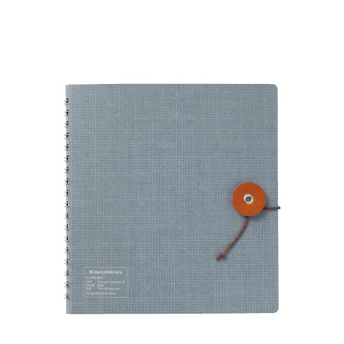 String-tie notebook 02