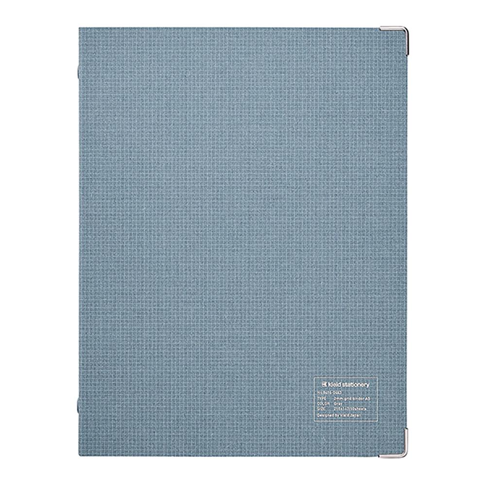 2mm grid binder & diary A5